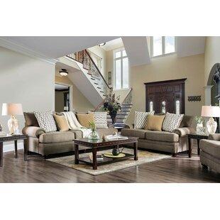 Larsen Configurable Living Room Set by Andrew Home Studio