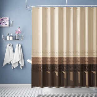 Bourgoin Single Shower Curtain
