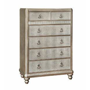Lilley 6 Drawer Lingerie Chest