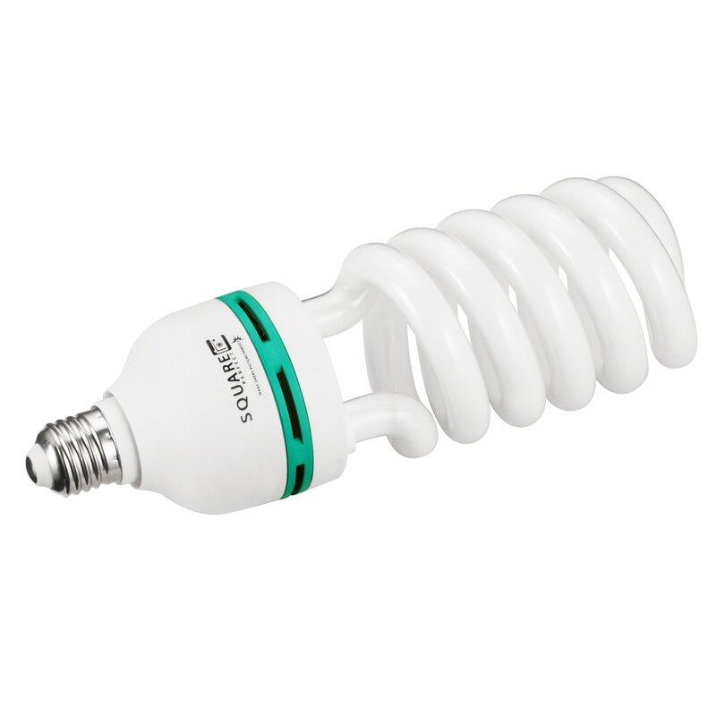 65W CFL Spiral Full Spectrum Light Bulb