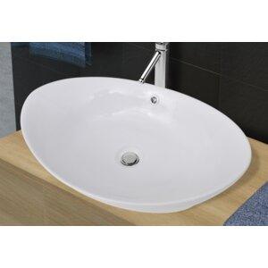 Home Etc 59 cm Aufsatz-Waschbecken