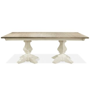 Laussat Dining Table by Ophelia & Co. Best #1
