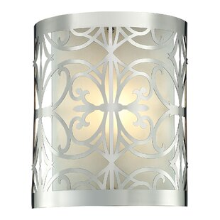 Eglantine 1-Light Bath Sconce by Willa Arlo Interiors