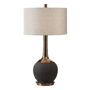 Cranon Textured 32 Table Lamp