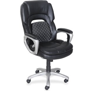 Wellness By Design Executive Chair by Lorell 2019 Sale
