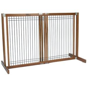 kensington free standing pet gate - Puppy Gates