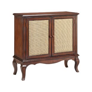 Soud 2 Door Accent Cabinet by World Menagerie