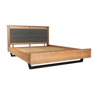 Moronta Upholstered Bed Frame By Brayden Studio