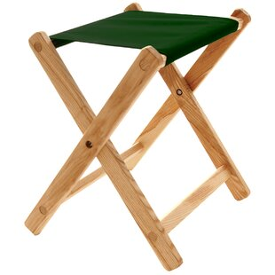 Blue Ridge Chair Works Folding Camping Stool