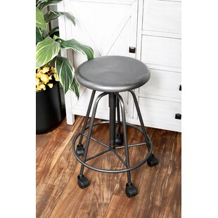 Bar Stool With Wheels Wayfair