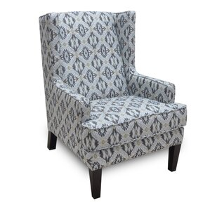 Dowland Accent Wingback Chair by Mistana