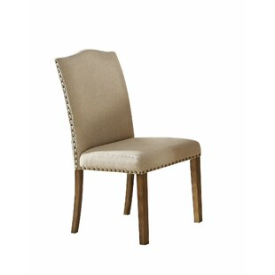 Twombly Upholstered Dining Chair (Set of 2) Gracie Oaks