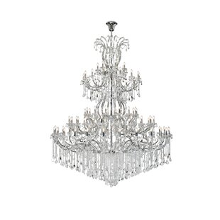 House of Hampton Regina 84-Light Chandelier