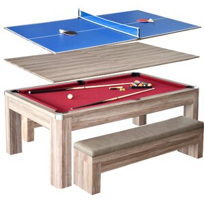 Bar Size 7 In Length Pool Tables Youll Love Wayfair