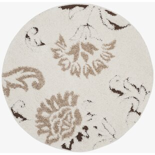 Eulalia Cream Area Rug by Willa Arlo Interiors
