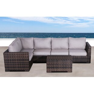 Pierson Resort 2 Piece Sectional Set with Cushions