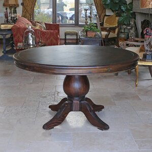 Round Dining Room Table For 8 8 + seat kitchen & dining tables you'll love | wayfair