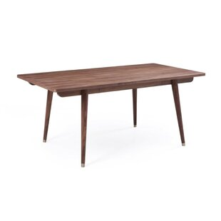Corrigan Studio Lauretta Solid Wood Dinin..