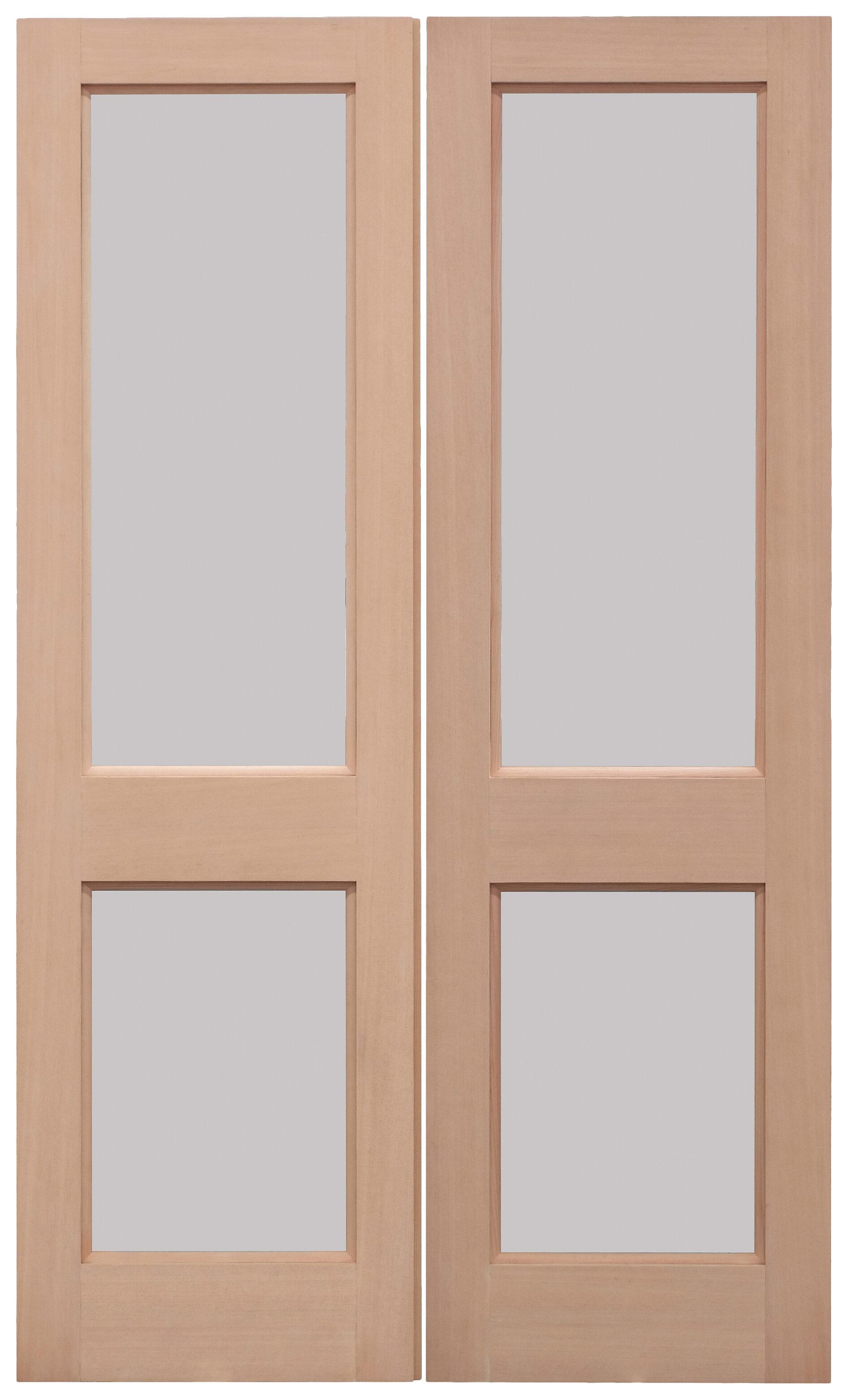 sc 1 st  Wayfair & LPD Doors 2XG Wooden Unglazed External Door \u0026 Reviews | Wayfair.co.uk