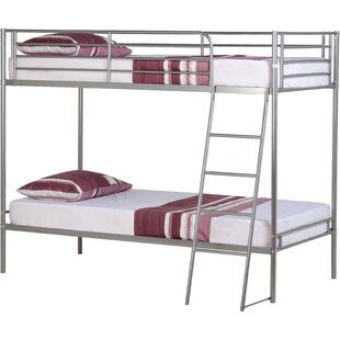Brandon Single Bunk Bed By Harriet Bee