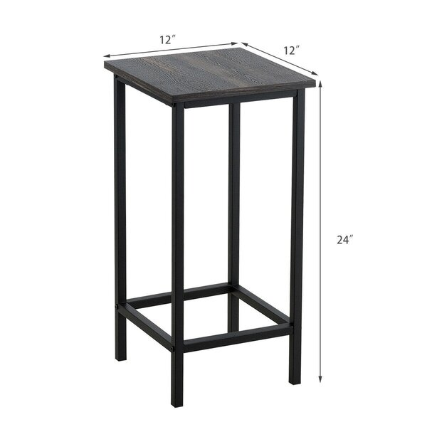 17 Stories Novinger 24 Counter Stool Wayfair