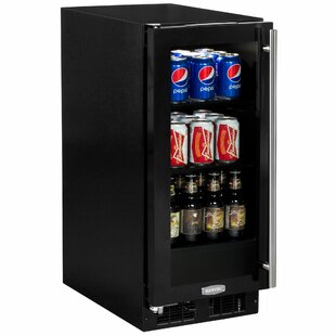 15-inch 2.3 cu. ft. Undercounter Beverage Center by Marvel