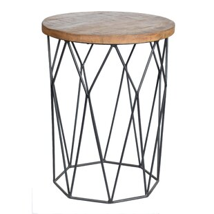 Compare Ahart End Table By Mercury Row