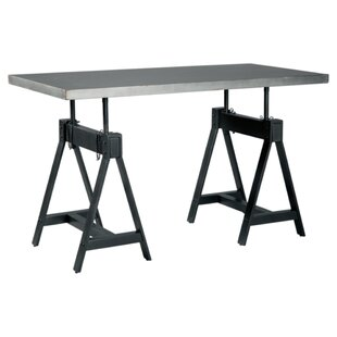 17 Stories Lowther Adjustable Pub Table