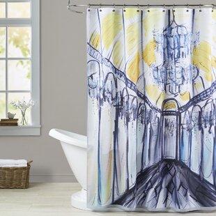Charmant Winnett Hall Of Mirrors Shower Curtain