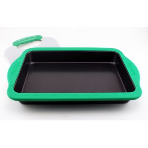 Perfect Slice Baking Pan with Tool