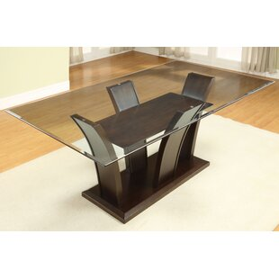 Gerth Solid Wood Dining Table