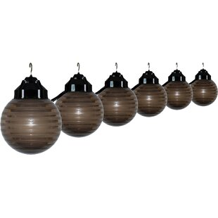 20 ft. 6-Light Globe Strin..