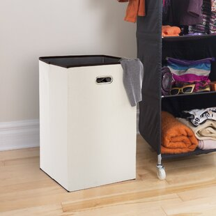 Lavish Home Laundry Hamper
