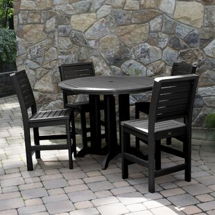 Darby Home Co Berry 5 Piece Counter Height Dining Set