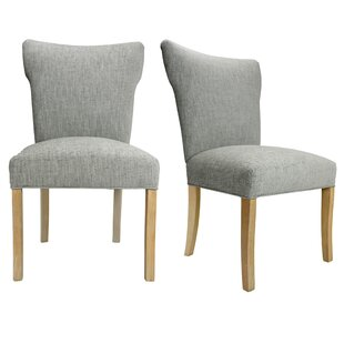 Bella Key Largo Spring Seating Side Chair (Set of 2)