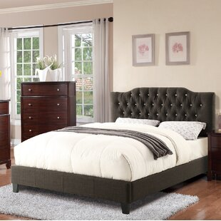 Reviews Cohen Upholstered Platform Bed by Charlton Home Reviews (2019) & Buyer's Guide