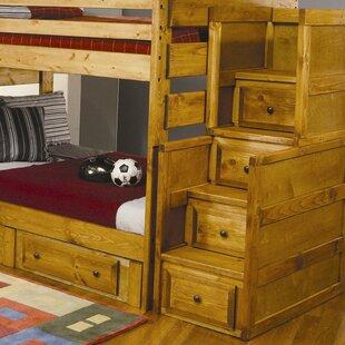 San Bernardino 4 Drawer Combo Dresser