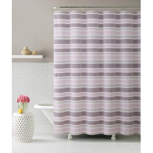 Acton Ombre Cascade Shower Curtain