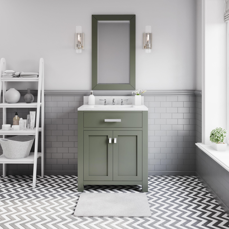 Green Bathroom Vanities Free Shipping Over 35 Wayfair