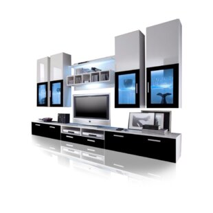 Greta Entertainment Unit For TVs Up To 60