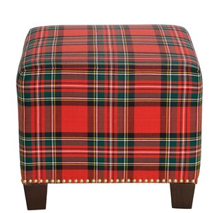 Darby Home Co Silvey Nail Button Ottoman