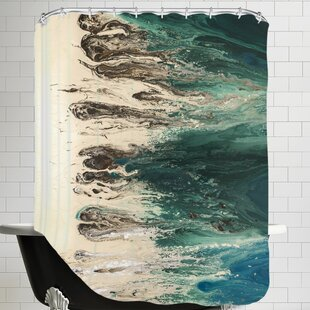 Tranquility Single Shower Curtain