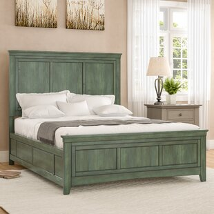 Woodside Panel Bed by Three Posts