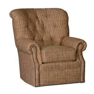 Loon Peak Pelaez Swivel Armchair
