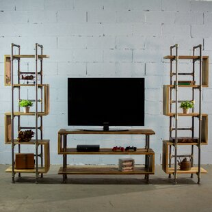 Elbert Entertainment Center for TVs up to 58 (Set of 3) by 17 Stories