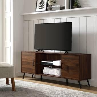 Joss Main Bernier Tv Stand For Tvs Up To 65 Reviews Wayfair