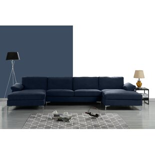 Order Marshburn Sectional By Mercury Row