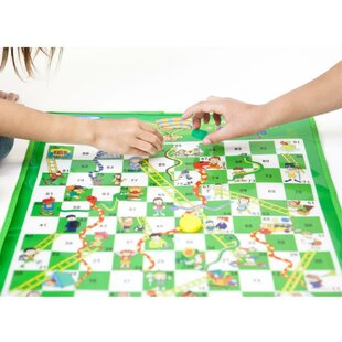 Jumbo Snakes and Ladders Board By Dimple
