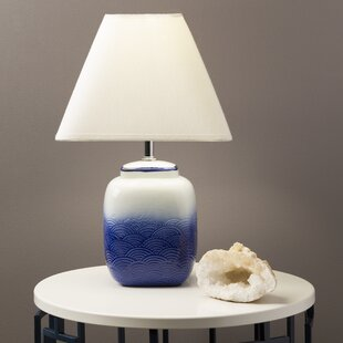 Top Reviews Griffey 18 Table Lamp By Alcott Hill