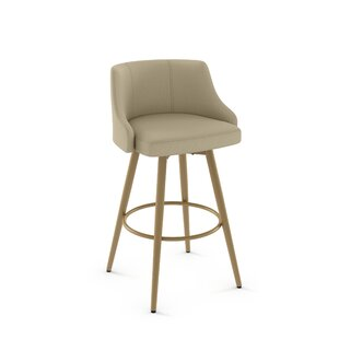 Duncan 31.75 Swivel Bar Stool